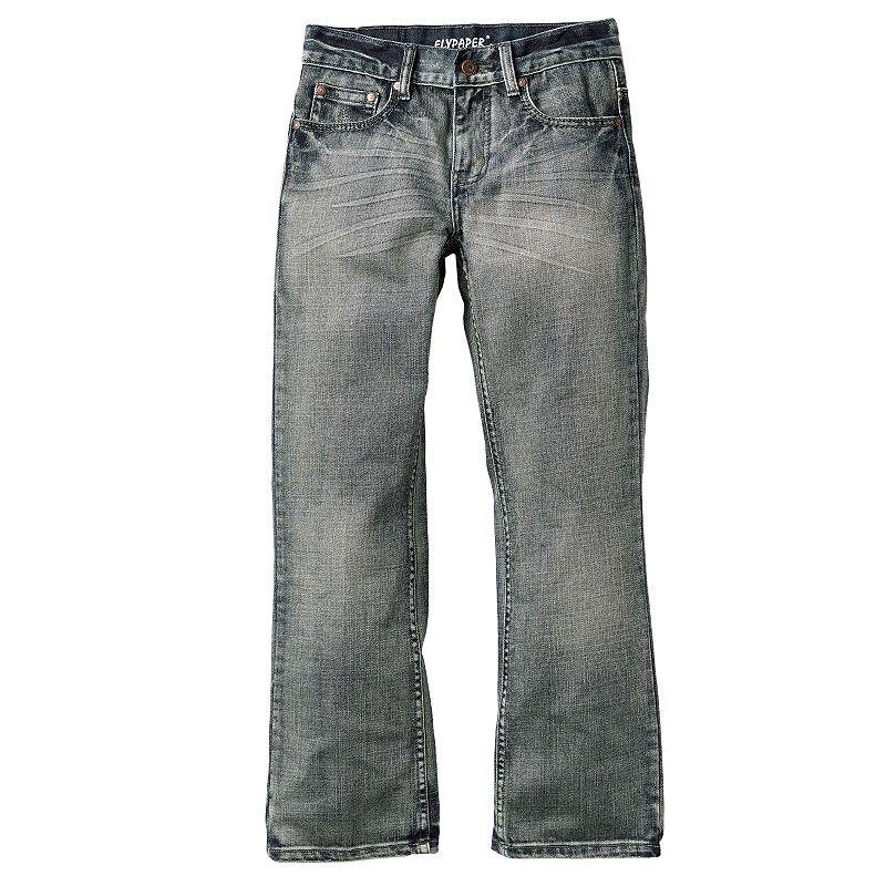 Boys 8-20 Flypaper Boot Slim Jeans