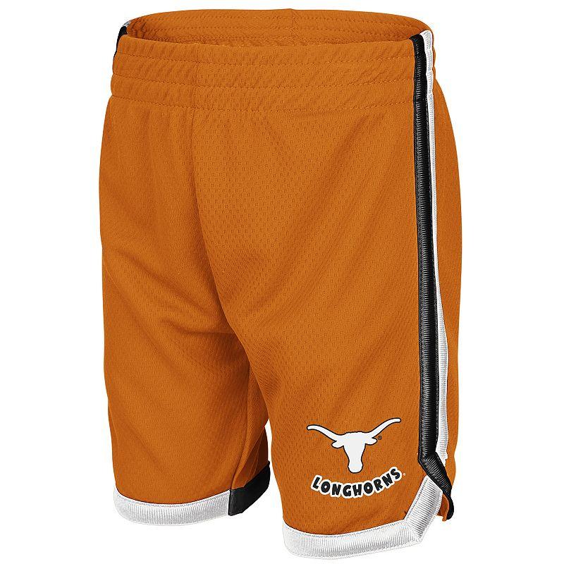 Toddler Texas Longhorns Jumper Shorts