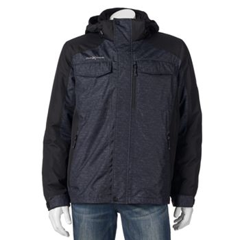 ZeroXposur 3-in-1 Systems Mens Jacket