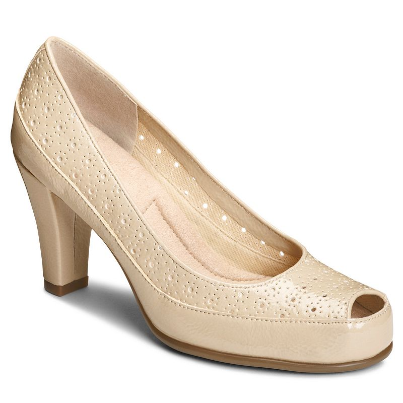 A2 Benn Station Women's Peep-Toe Heels