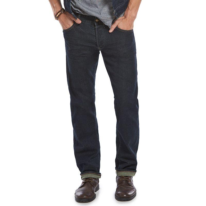 Men's Chip 87 Premium 5-Pocket Slim Straight Jeans