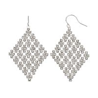 Franco Gia Kite Earrings