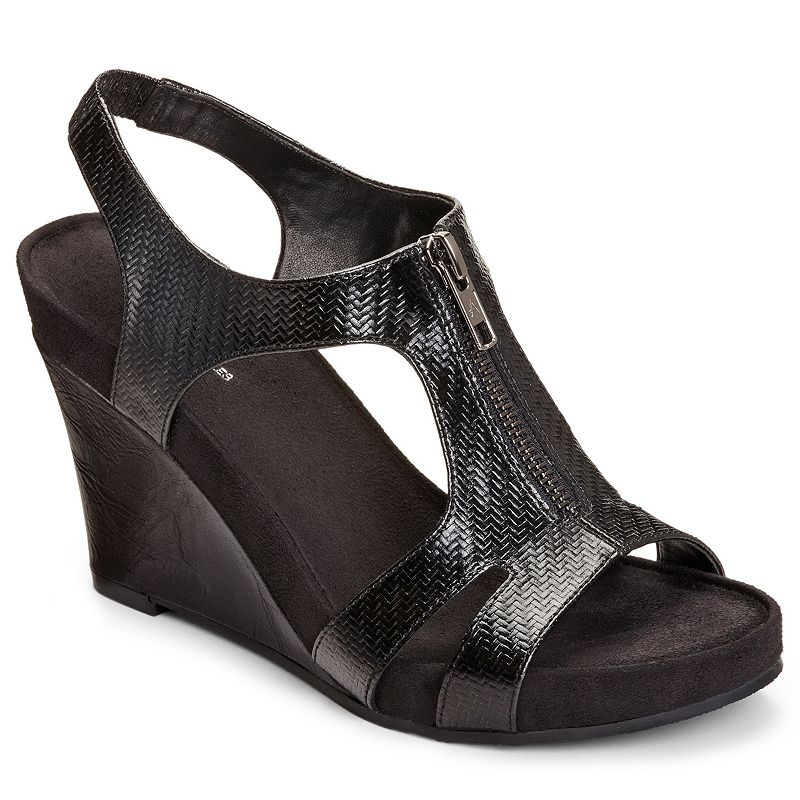 A2 by Aerosoles Dream Plush Women's Core Comfort Wedge Sandals