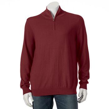 Croft & Barrow Classic-Fit Mens Sweater