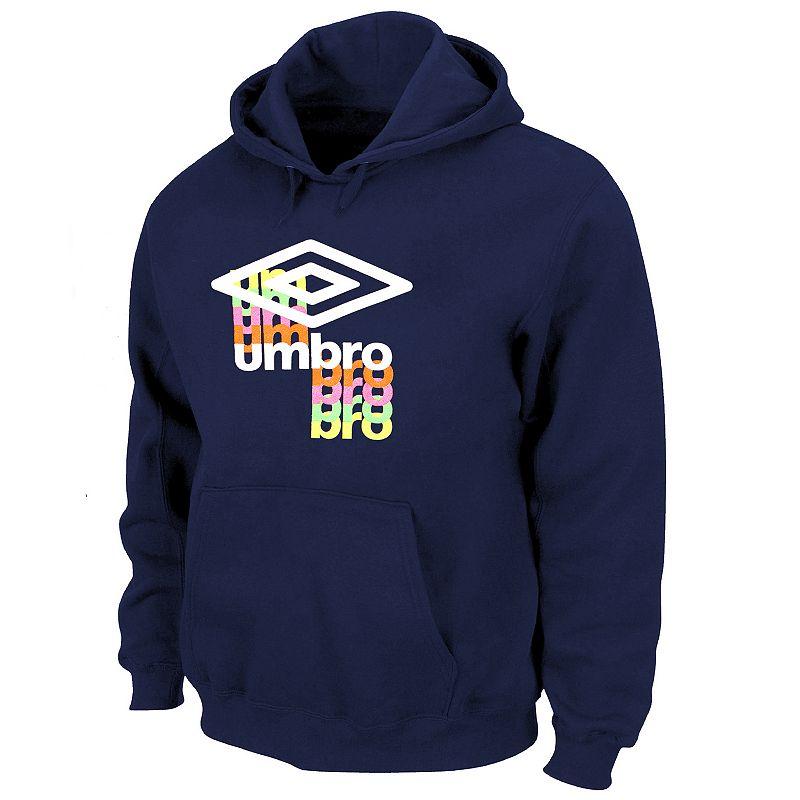 Umbro Logo Fleece Hoodie - Boys 4-7