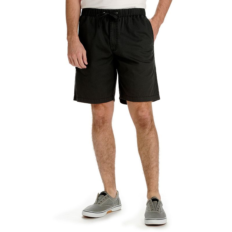 Big & Tall Lee Biscayne Flat-Front Pull-On Shorts