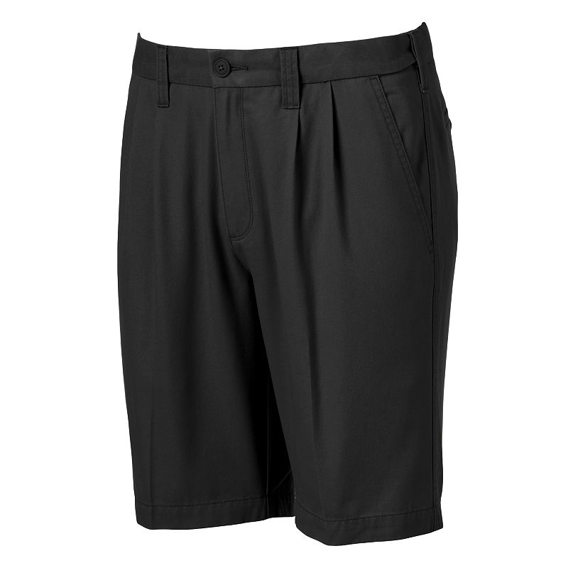 Big & Tall Lee Comfort Casual Pleated Shorts