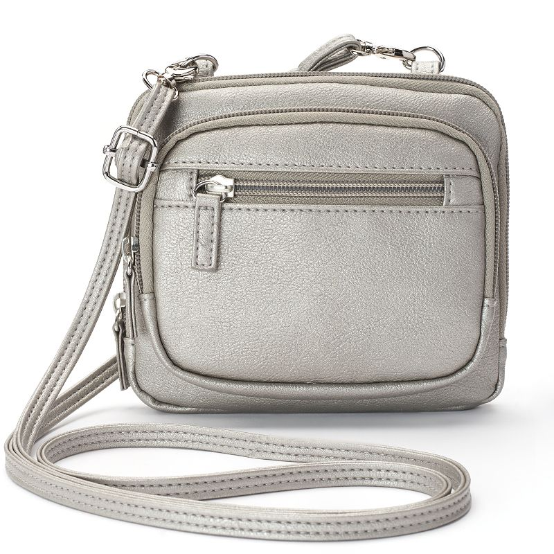 Croft & Barrow® Kristie Convertible Crossbody Wallet