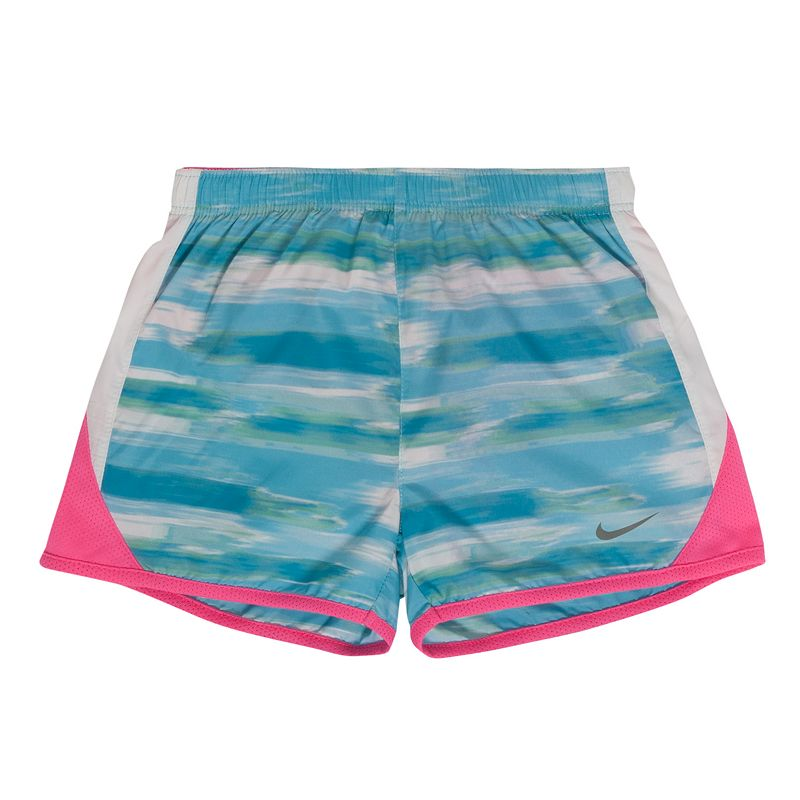 Toddler Girl Nike Dri-FIT Brush-Stroke Running Shorts