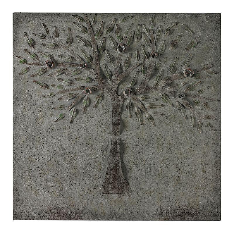 Sterling ''Sterling Tree'' Metal Wall Decor