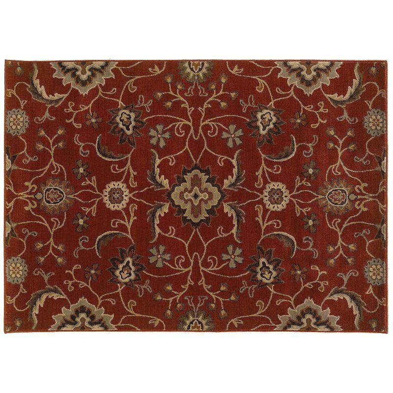 Oriental Weavers Casablanca Floral Rug