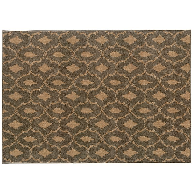 Oriental Weavers Casablanca Moroccan Tile Lattice Rug