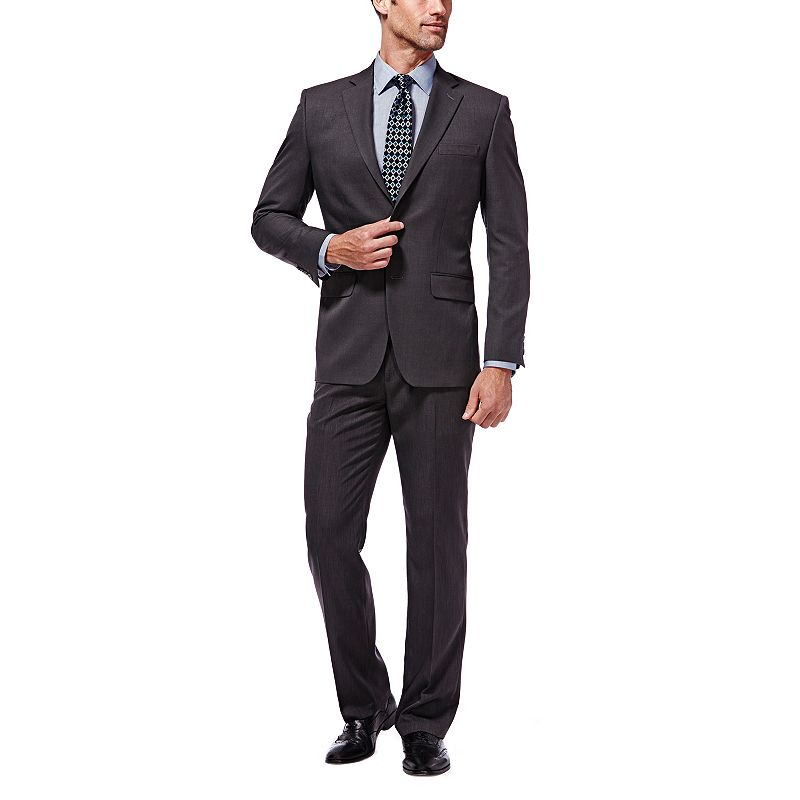 Men's Haggar Tailored-Fit Travel Performance Suit Jacket