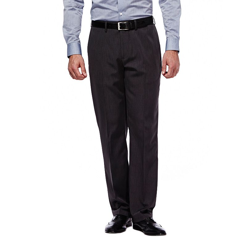 Men's Haggar Straight-Fit Travel Performance Suit Pants