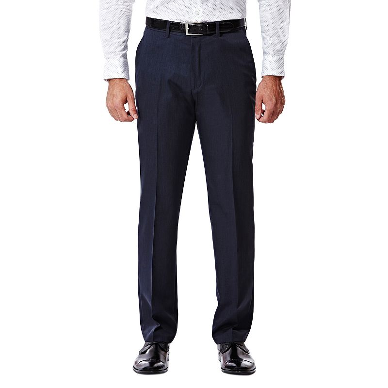 Men's Haggar Straight-Fit Travel Performance Suit Pants