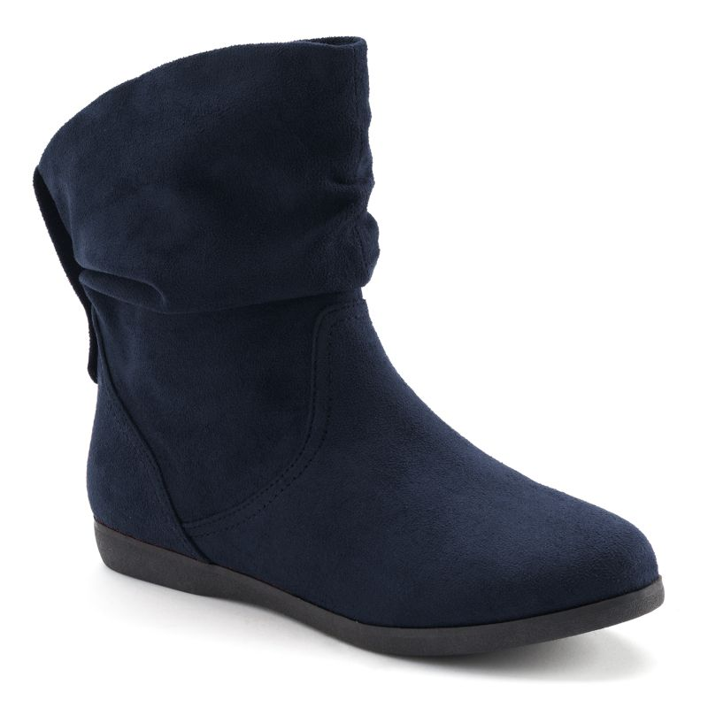 so s slouch ankle booties