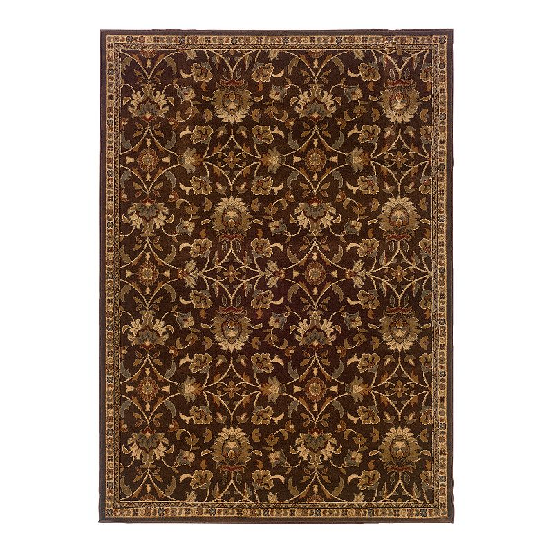 Stylehaven Andover Floral Geometric Rug