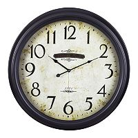 Sterling Chateau Wall Clock