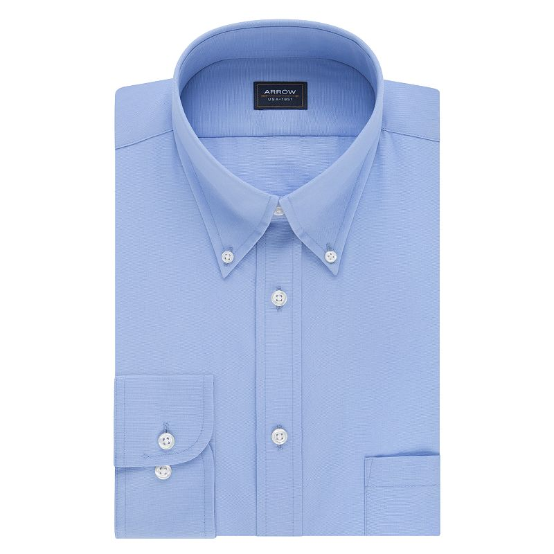 how to find a dress shirt that fits