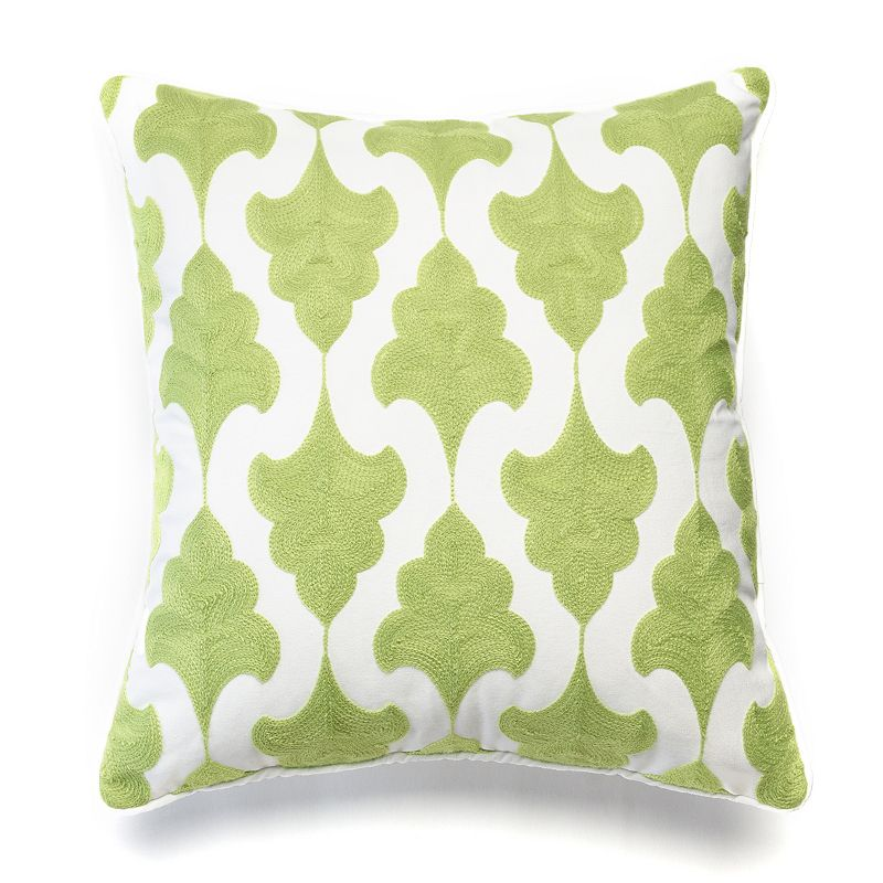 Happy Chic by Jonathan Adler Claire Trees Throw Pillow