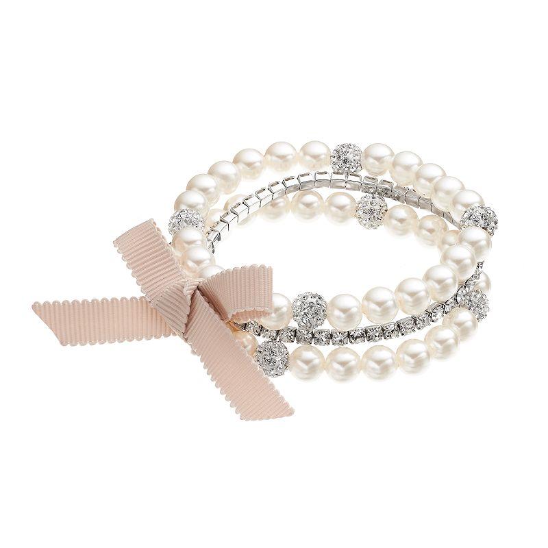 Croft & Barrow® Stretch Bracelet Set