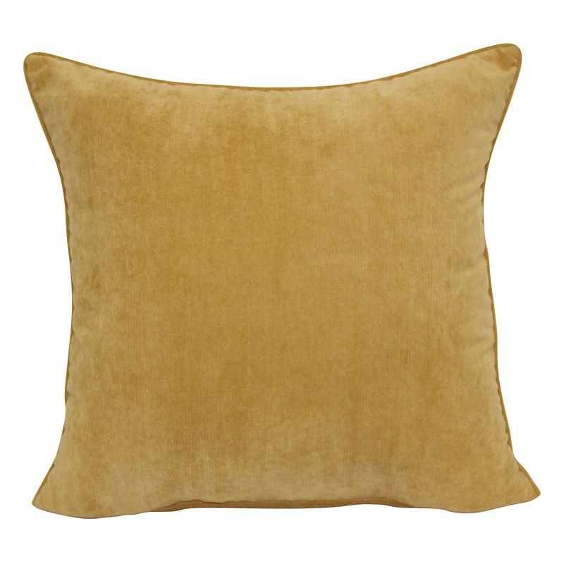 20x20 Gold Throw Pillow Kohl s