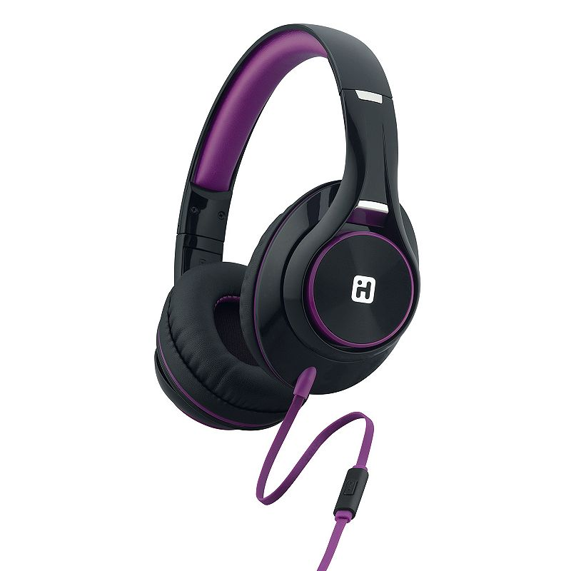 iHome iB42 Over-Ear Headphones