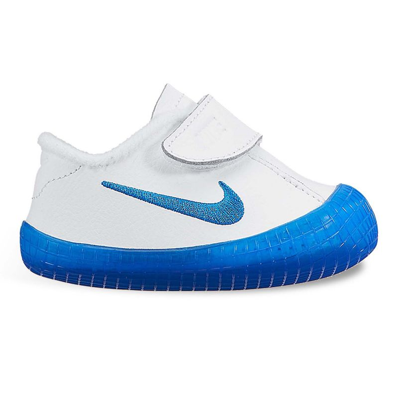 Nike waffle baby boys crib shoes