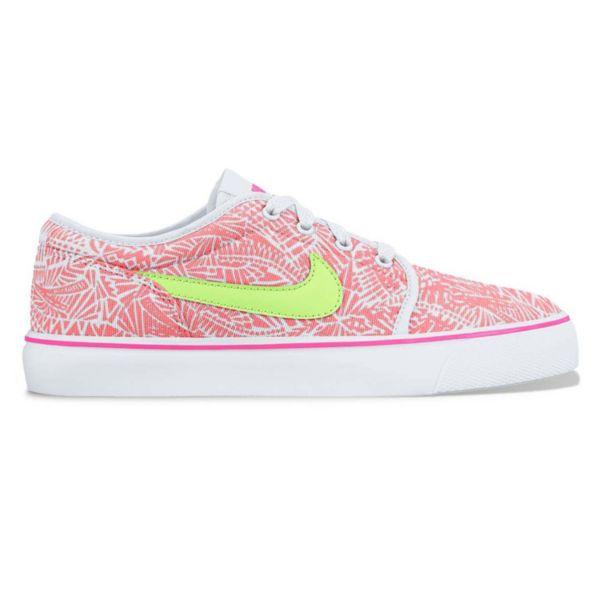 Nike Toki Grade School Girls' Printed Sneakers
