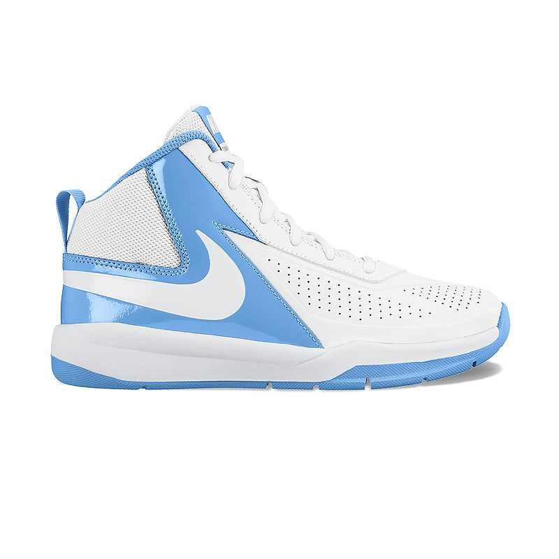 Nike Team Hustle D 7 Kids' Basketball Shoes