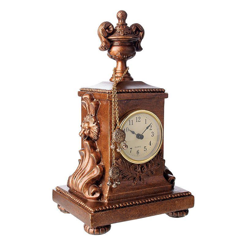Sterling Barcelona Clock