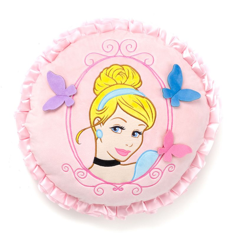 Disney Princess Cinderella Throw Pillow by Jumping Beans®
