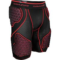 Rawlings 5-Pad D-Flexion Compression Shorts - Adult