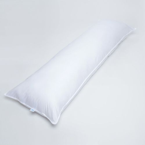 Sealy 300-Thread Count EnviroLoft Down-Alternative Body Pillow