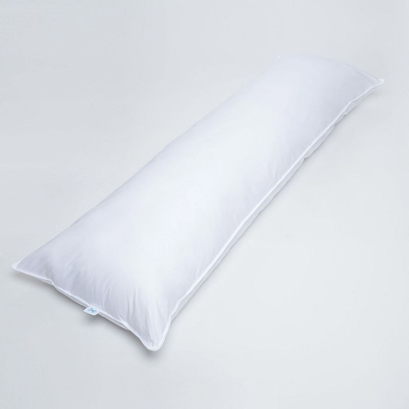 Sealy 300-Thread Count EnviroLoft Down-Alternative Body Pillow