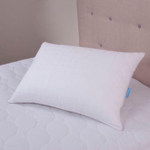 Sealy 300-Thread Count Sateen Optiluxe Pillow