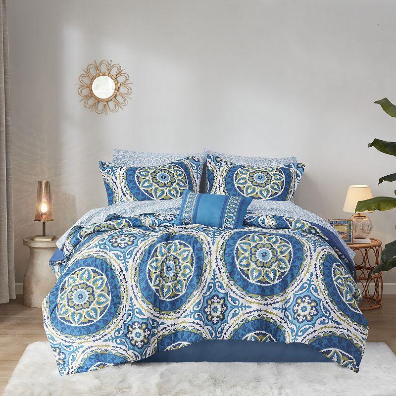 Madison Park Essentials Odisha Bed Set