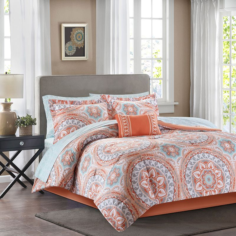 Madison Park Essentials Odisha Bed Set