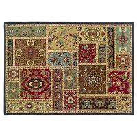 Oriental Weavers Huntington Floral Block Rug