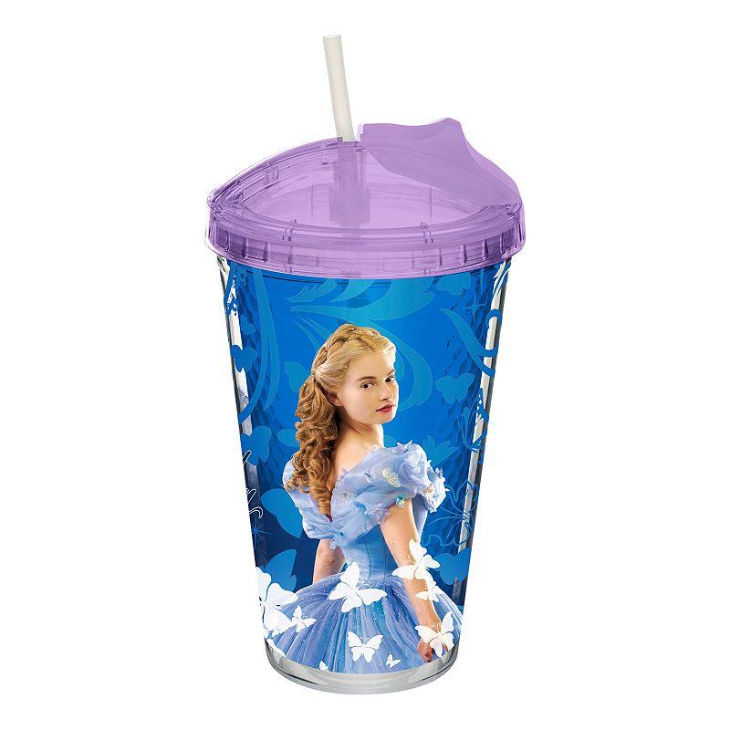 Zak Designs Disney Royal Cinderella 16-oz. Insulated Tumbler