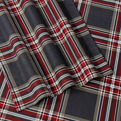 Print Deep-Pocket Flannel Sheets by