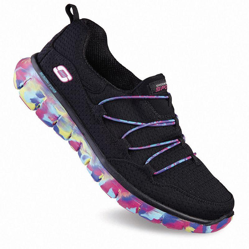 Skechers Synergy Inner Peace Women's Slip-On Walking Shoes