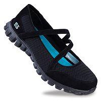 Skechers EZ Flex 2 A-Game Women's Mary Jane Sneakers