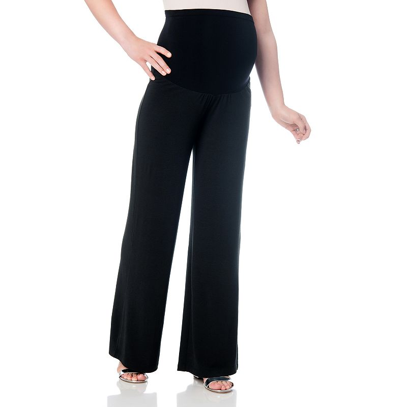 Oh Baby by Motherhood™ Secret Fit Belly™ Palazzo Pants - Maternity