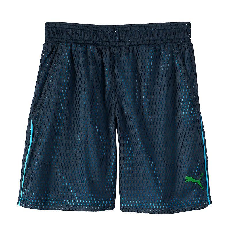 Boys 4-7 PUMA Mesh Shorts