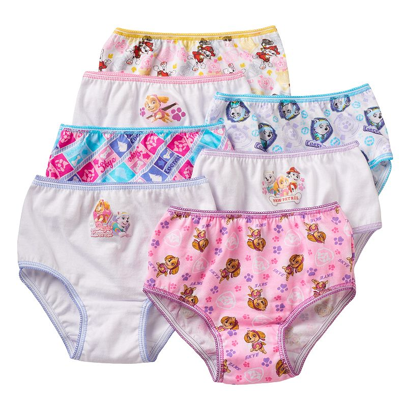 Girls Pack Underwear Kohl S