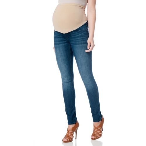 Petite Oh Baby by Motherhood™ Secret Fit Belly™ Skinny Jeans