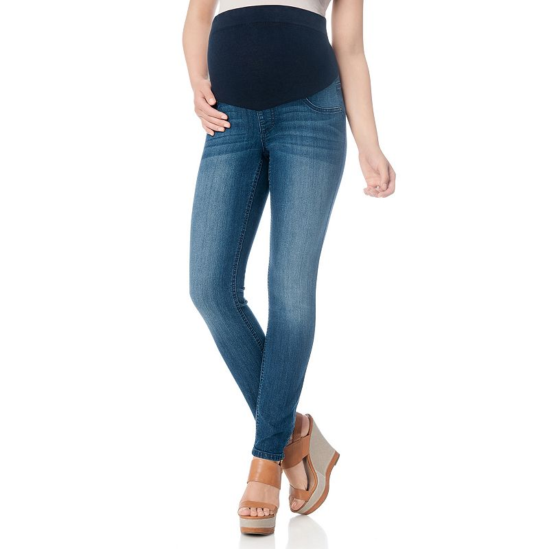 Oh Baby by Motherhood™ Midbelly Skinny Jeans - Maternity