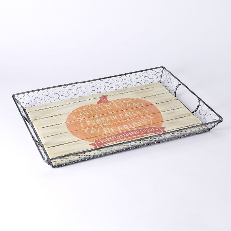 SONOMA Goods for Life™ Homestead 10-in. Serving Tray