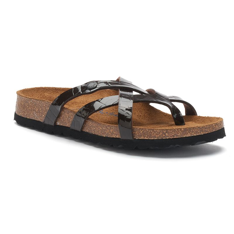 Betula Licensed by Birkenstock Vinja Women's Footbed Thong Sandals